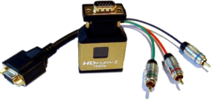 HDMI TO COMPONENT